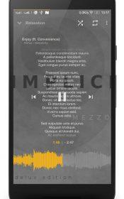 Music Player Mezzo Android