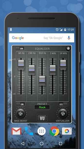 Music Volume EQ-Sound Bass Booster & Equalizer