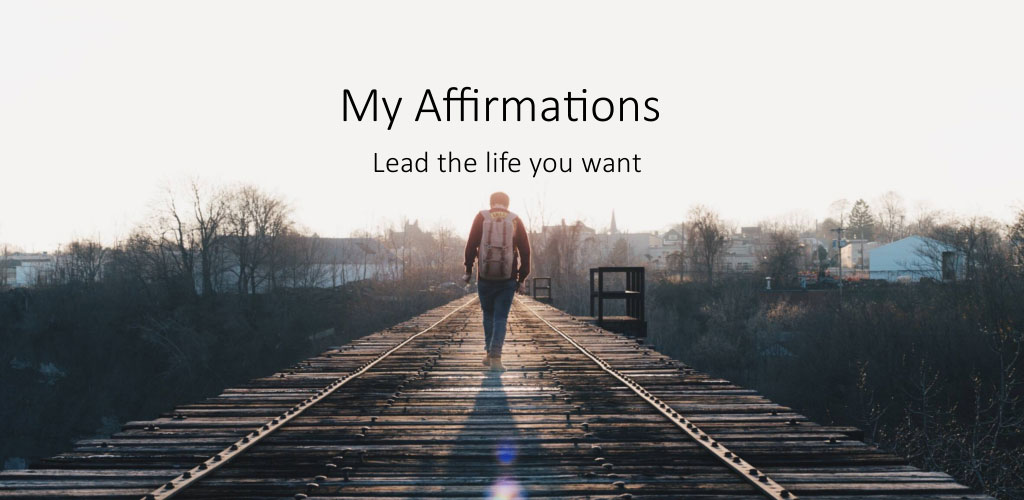 My Affirmations: Live Positive Premium