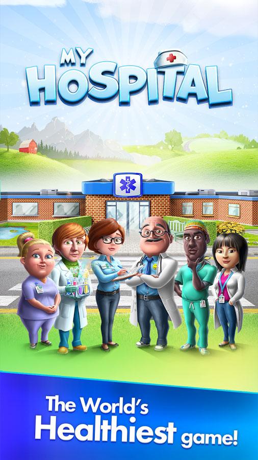 دانلود My Hospital 1.1.80 - بازی شبیه ساز