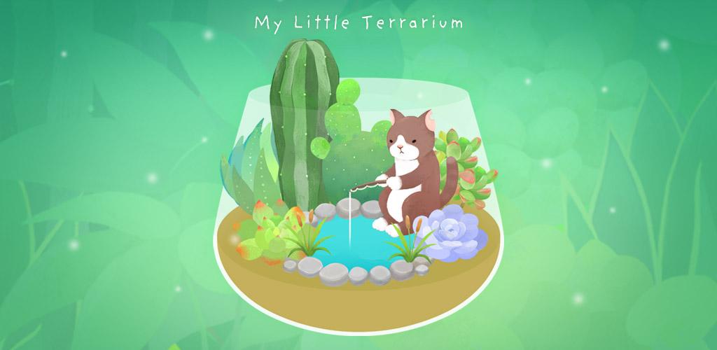 My Little Terrarium - Garden Idle