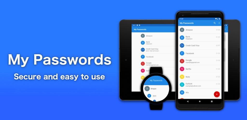 My Passwords - Password Manager Pro