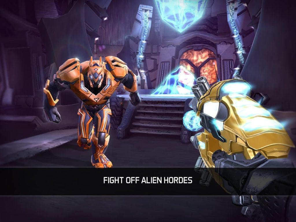 دانلود N.O.V.A. Legacy 5.6.0h - بازی اکشن