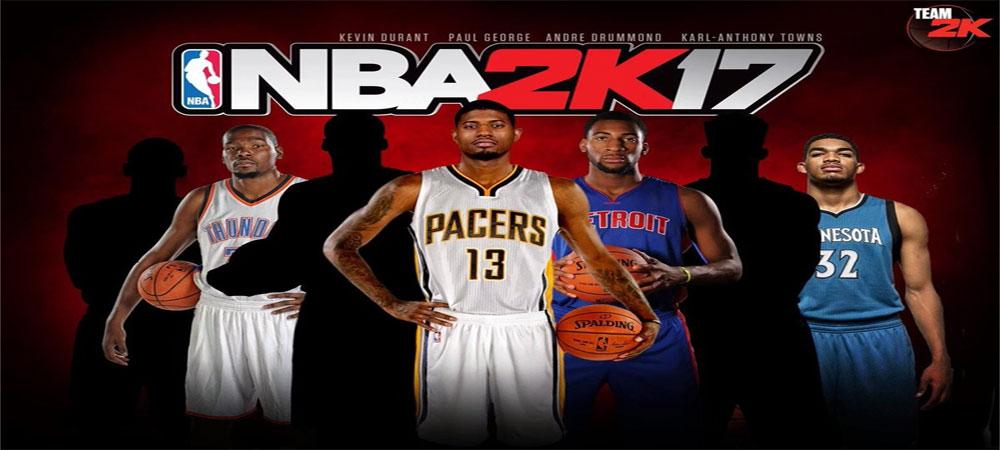 دانلود NBA 2K17 - بازی بسکتبال ان بی ای 2017 اندروید + مود + دیتا
