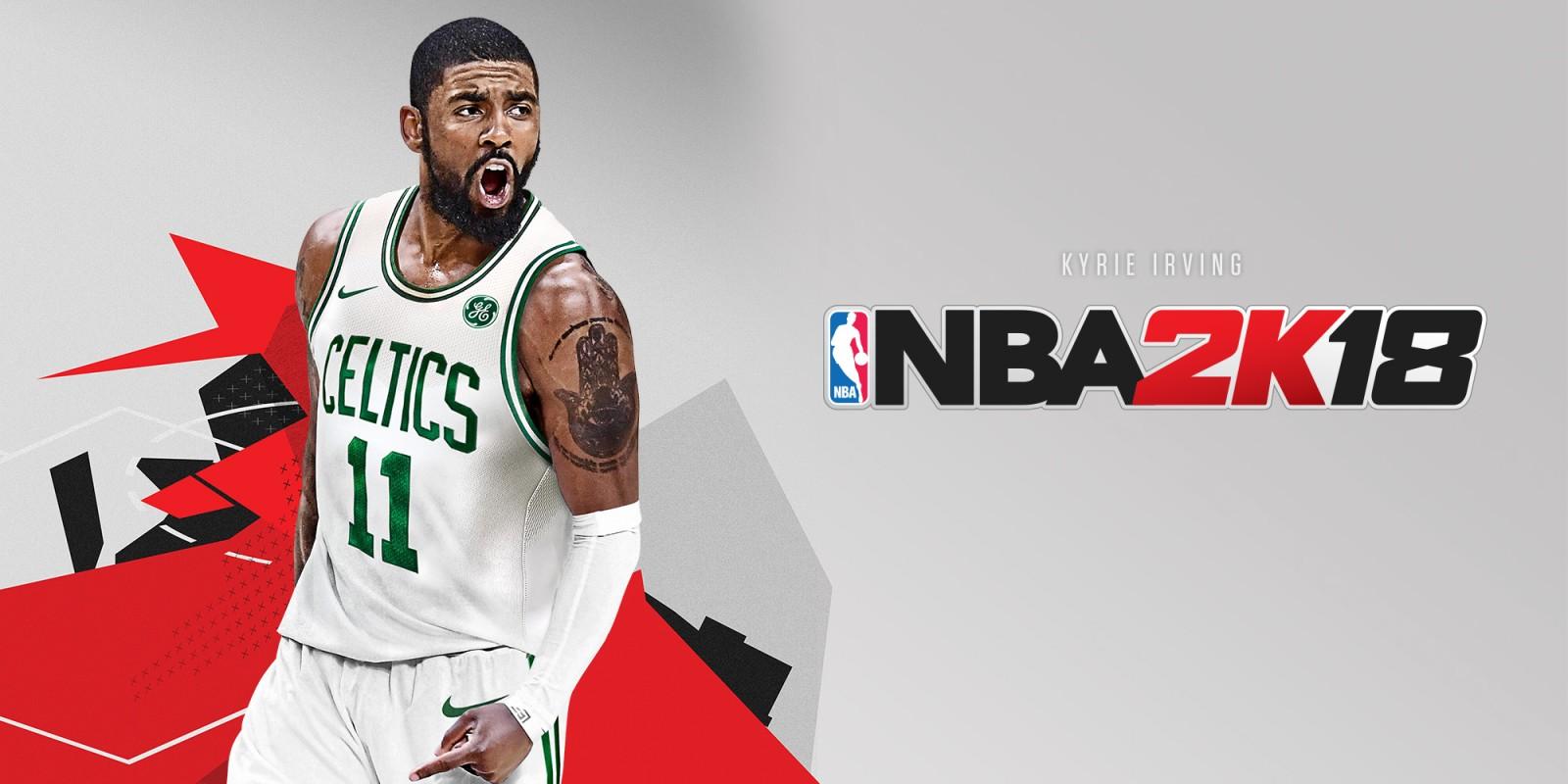 NBA 2K18 Cover دانلود NBA 2K18 35.0.1 – بازی بسکتبال ان بی ای 2018 آندروید + مود + دیتا