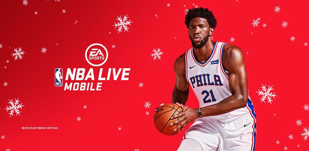 NBA LIVE Mobile Basketball Games