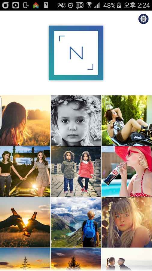 دانلود NEMO PIX Premium 1.0.4 - ویرایشگر و کولاژ ساز تصاویر اندروید