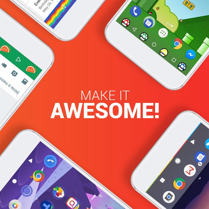 Navbar Apps Full Android