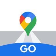 Navigation for Google Maps Go-Logo