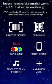 Nebula Alarm Clock