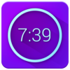 Neon Alarm Clock-Logo