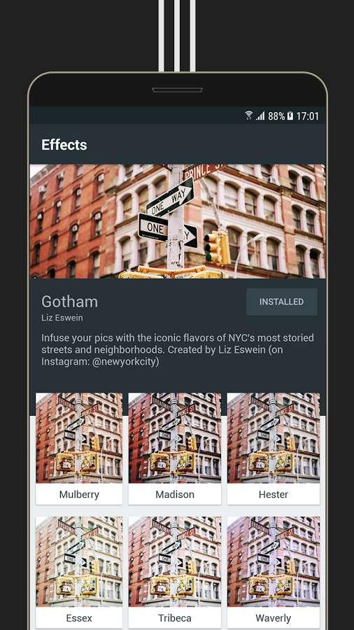 دانلود Ner - Photo Editor Pro 1.0.0 - ویرایشگر خلاقانه تصویر اندروید !