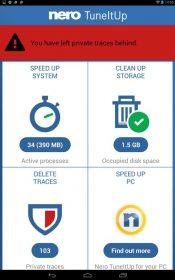 Nero TuneItUp | Boost & Clean