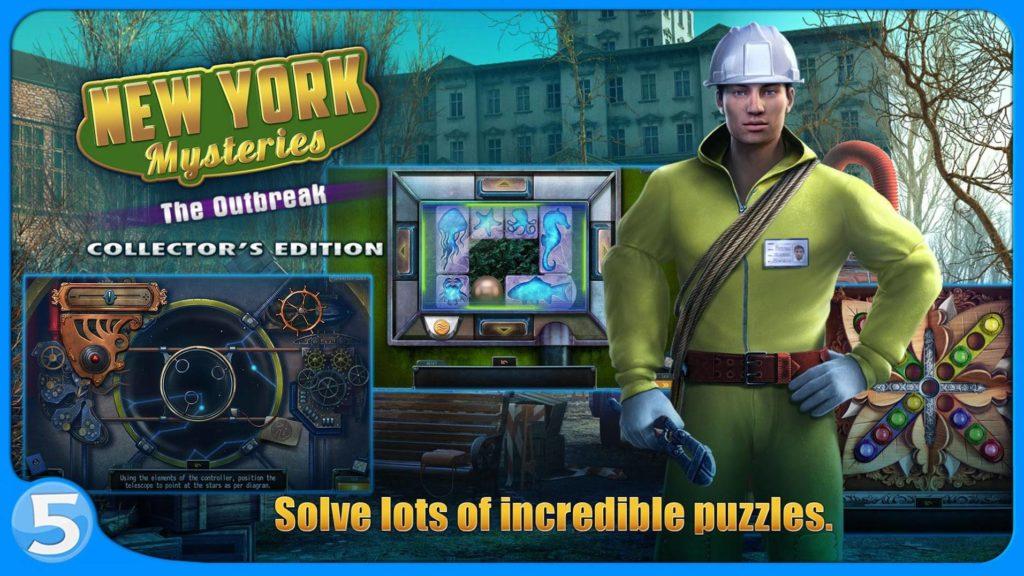 دانلود New York Mysteries 4 (Full) 1.0.1 - بازی ماجرایی مهیج