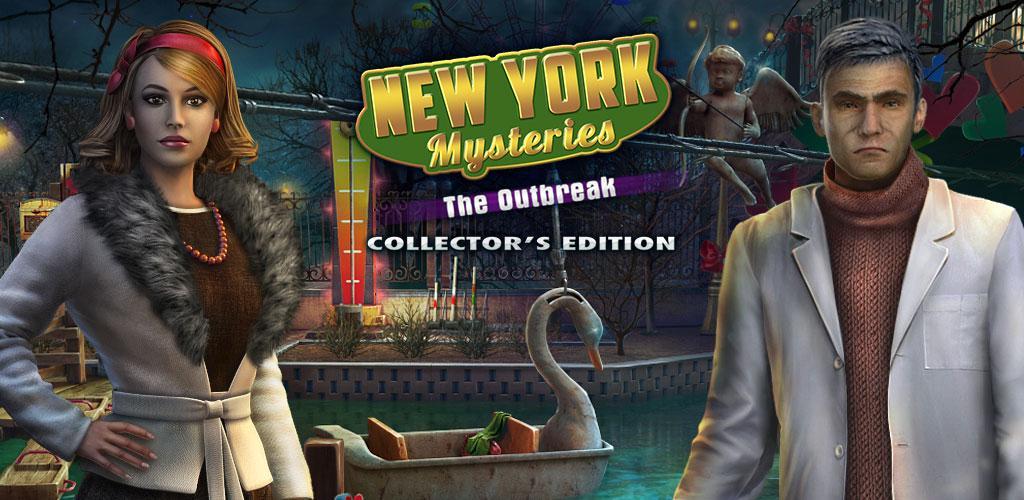 New York Mysteries 4