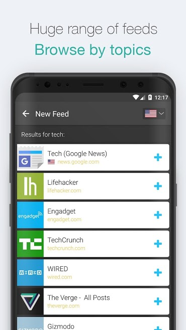 دانلود NewsTab: Smart RSS Reader Premium 3.0 - خبرنامه جهانی اندروید !