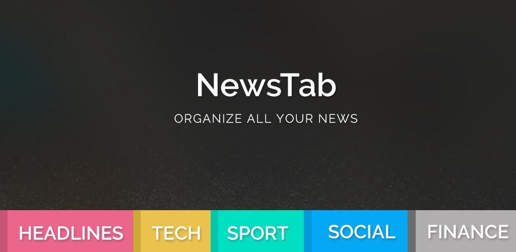News Tab: Beautiful NewsReader