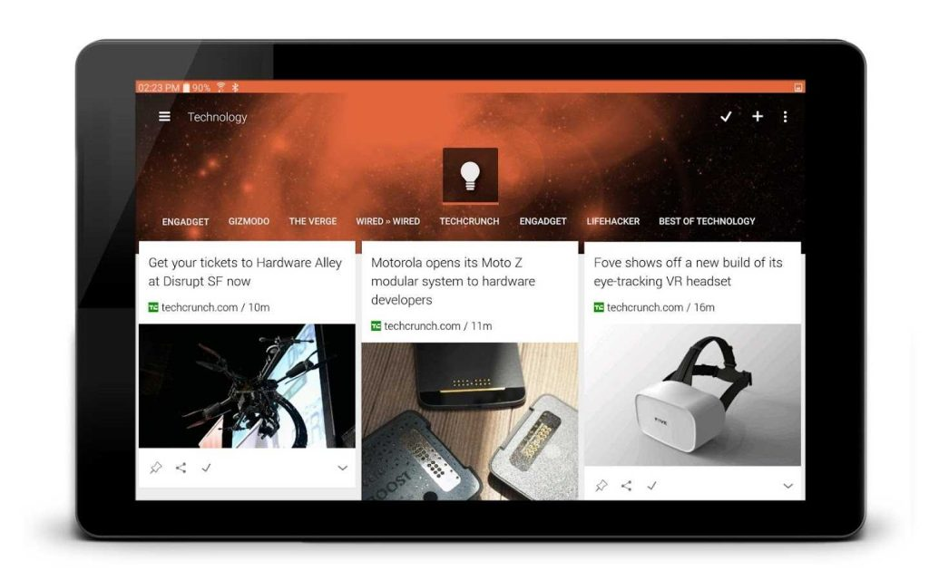 دانلود NewsTab: Smart RSS Reader Premium 2.9 - خبرنامه جهانی اندروید !
