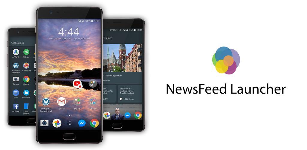 NewsFeed Launcher