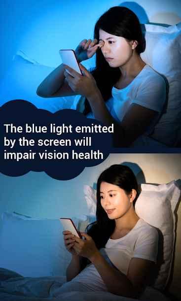دانلود Night Filter – Blue Light Filter for Better Sleep VIP 1.2.5.9 - فیلتر نور آبی هوشمندانه صفحه نمایش اندروید