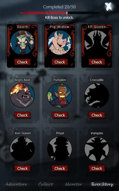 دانلود Night of the Full Moon 1.4.1 - بازی استراتژیک - کارتی جالب