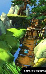 Ninja Panda Dash Android Games