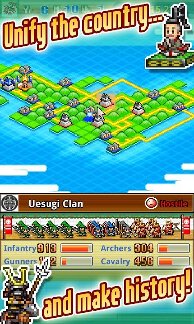 دانلود Ninja Village 2.0.4 - بازی آرکید جالب
