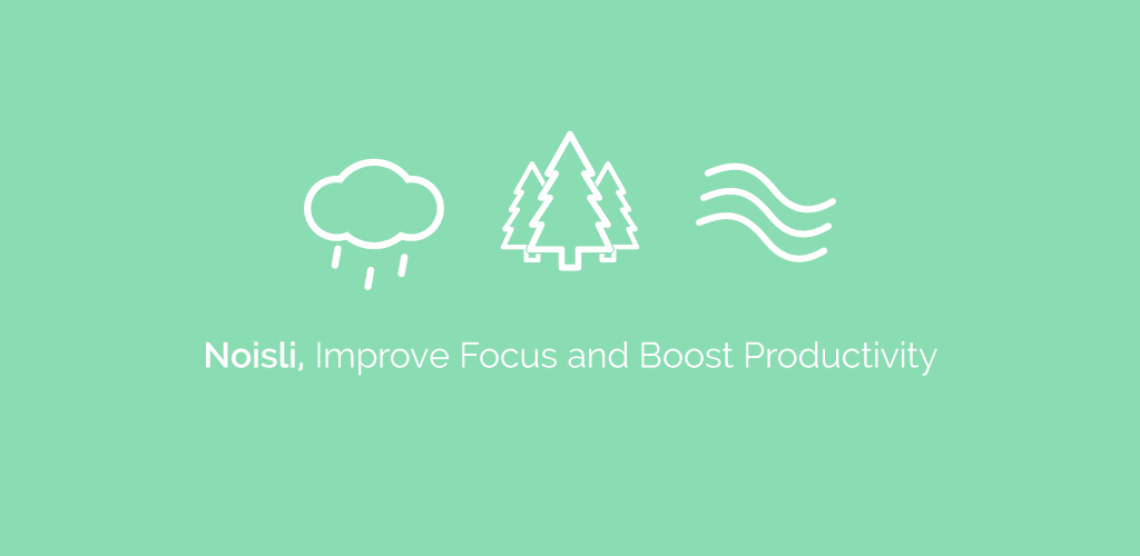 Noisli - Focus, Concentration & Relaxation