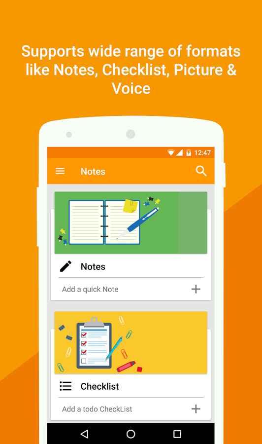 دانلود Digit Grove Notes 1.0.21 - برنامه یادداشت برداری چند حالته اندروید!