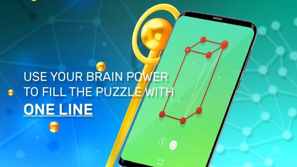دانلود ONE LINE 1.0.0 - بازی پازل - فکری