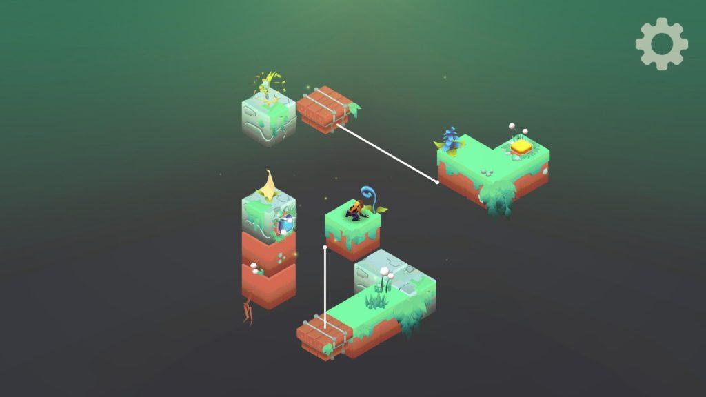دانلود ORTHOISO 1.1 - بازی پازل ماجرایی جذاب و متفاوت