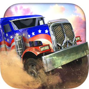 Off The Road 1.2.0 - بازی رانندگی با کامیون در جاده خاکی اندروید + مود