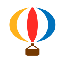 Offline Maps for Travelers - Aerostat Maps-Logo