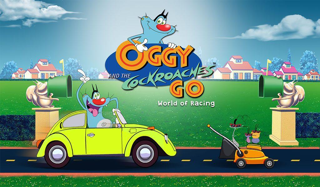 دانلود Oggy Go - World of Racing 1.0.27 - بازی رسینگ