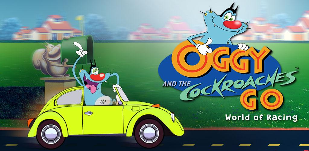 Oggy Go - World of Racing