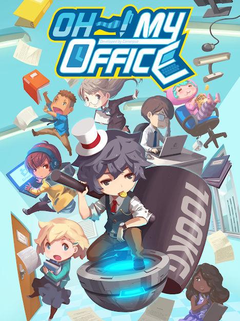 دانلود OH~! My Office - Boss Simulation Game 1.4.4 - بازی مدیریتی