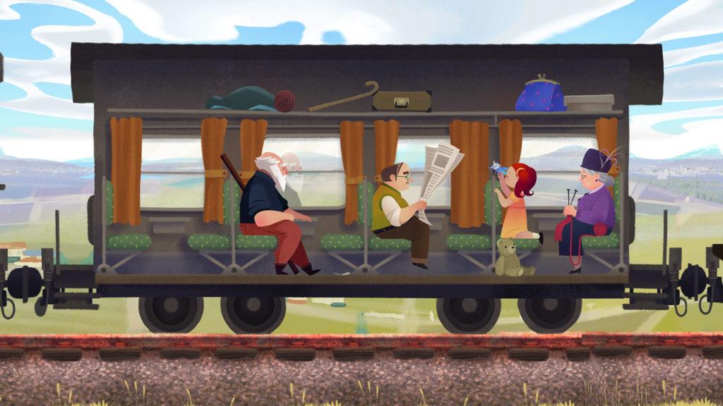 دانلود Old Man's Journey 1.11.0 - بازی ماجرایی