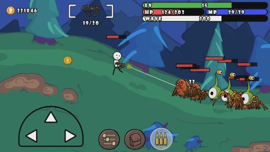 دانلود One Gun: Stickman 1.91 - بازی اکشن جالب، کم حجم و سرگرم کننده