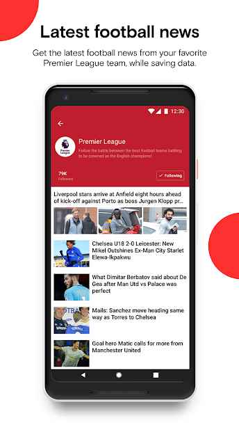 دانلود Opera News 7.1.2254.145071 - برنامه خبری پر امکانات اپرا اندروید !