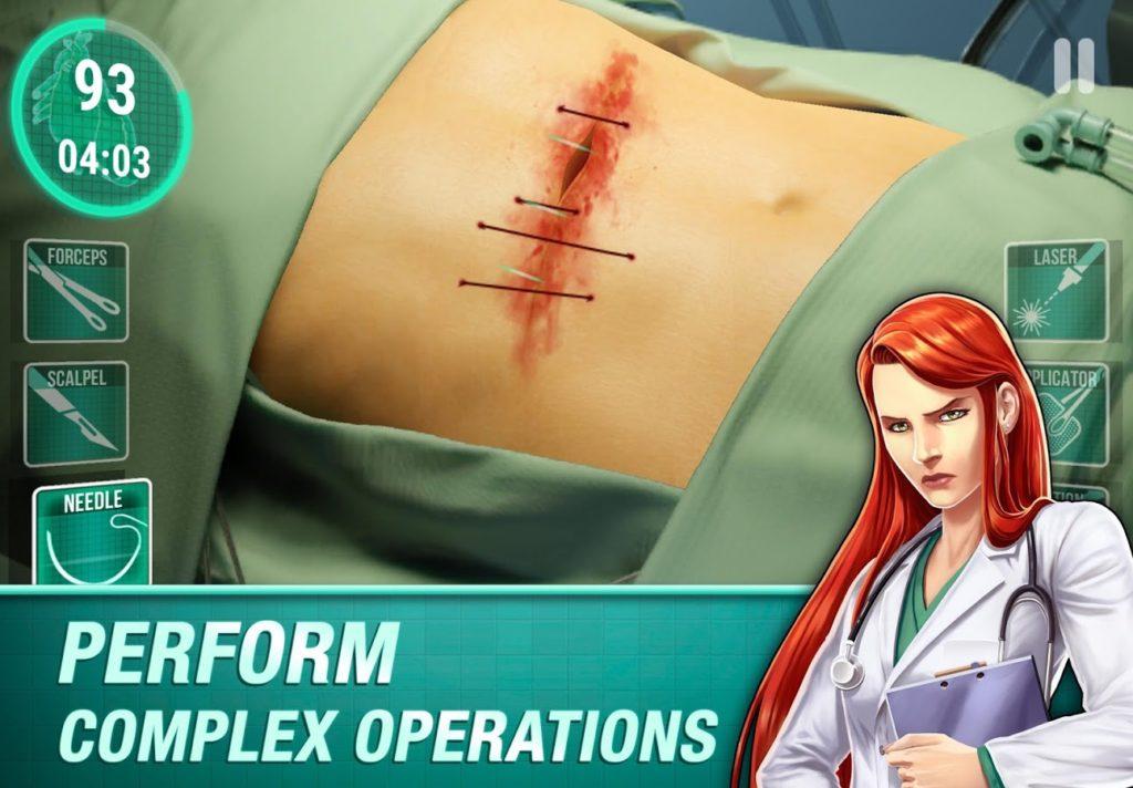 دانلود Operate Now: Hospital 1.36.1 - بازی مدیریت بیمارستان اندروید + مود + دیتا