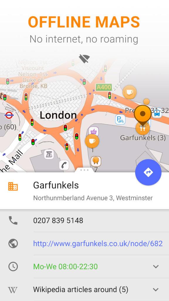 دانلود OsmAnd+ Maps & GPS Navigation Full 3.2.2 - مسیریاب آفلاین اندروید + نقشه کل کره زمین + پلاگین ها + سخنگو