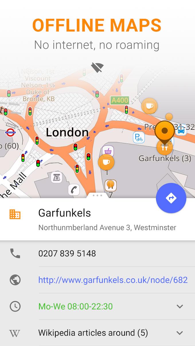 OsmAnd+ Maps & GPS Navigation Full