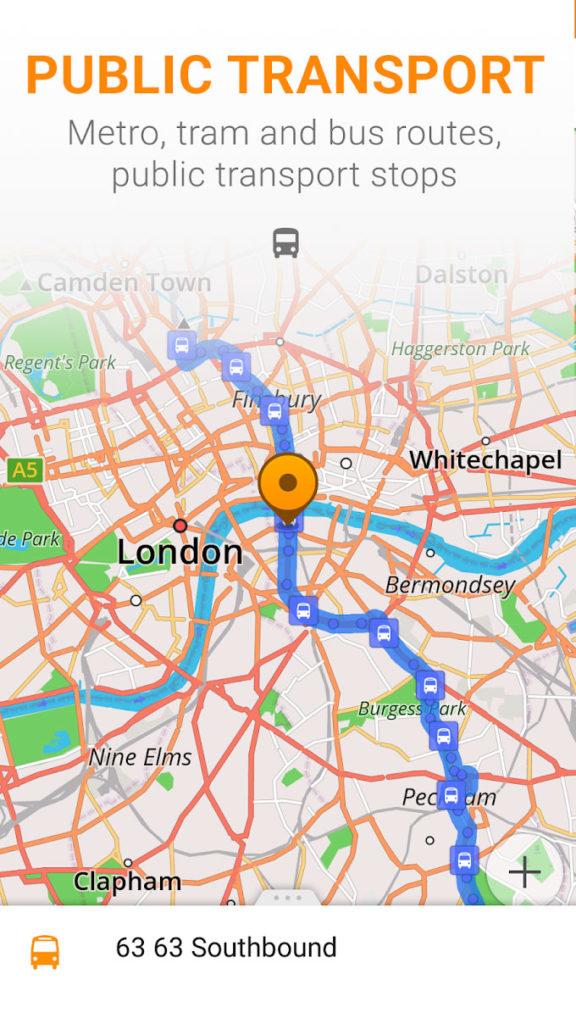 دانلود OsmAnd+ Maps & GPS Navigation Full 3.2.7 - مسیریاب آفلاین اندروید + نقشه کل کره زمین + پلاگین ها + سخنگو