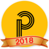 P Launcher - Pie Launcher, circle theme, icon pack