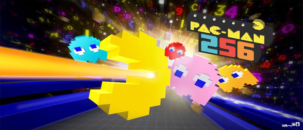 """دانلود PAC-MAN 256 - Endless Maze - بازی خاطره انگیز """"پک من و هزار توی بی پایان"""" اندروید + مود"""