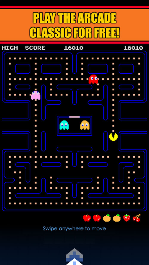 دانلود PAC-MAN 7.0.7 - بازی محبوب و خاطره انگیز پک من اندروید + مود