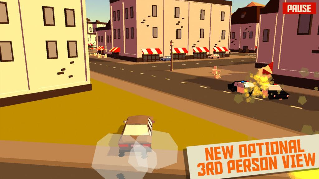 دانلود PAKO - Car Chase Simulator 1.0.6 - بازی ماشین سواری هیجان آور و خاص
