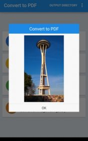 PDF Converter Doc, Web & Image
