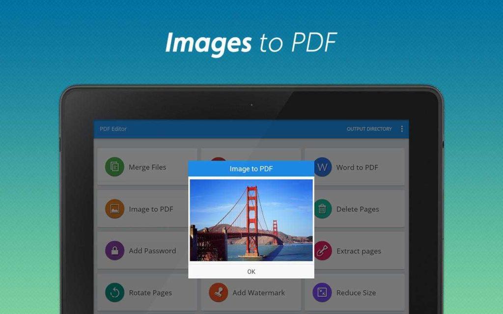 دانلود PDF Converter & PDF Editor 4.6 - تبدیل فرمت و ویرایش PDF اندروید