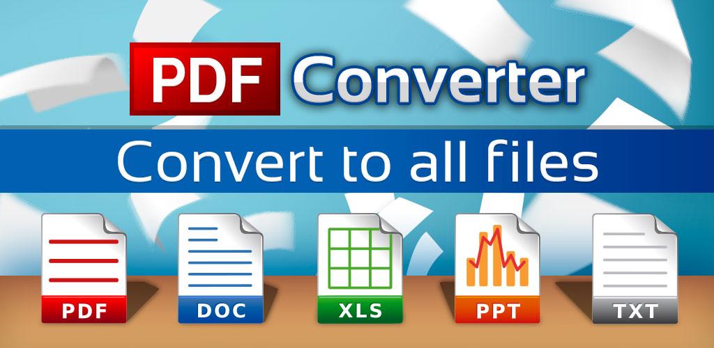 PDF Converter (doc ppt xls txt word png jpg wps..) Premium
